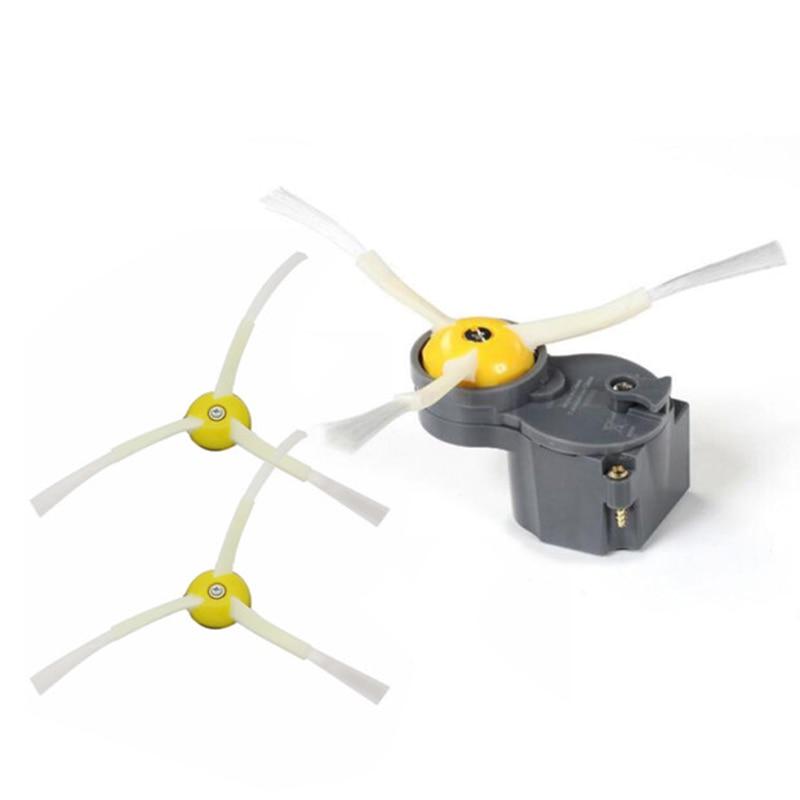 Motor + 2Pcs Side Brush For IRobot Roomba 870 880 760 770 780 500 600 700 800