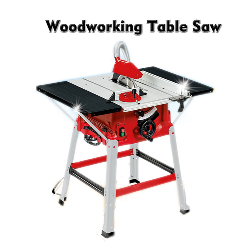 10 Inch Woodworking Table Saw & Sliding Table Saw LK
