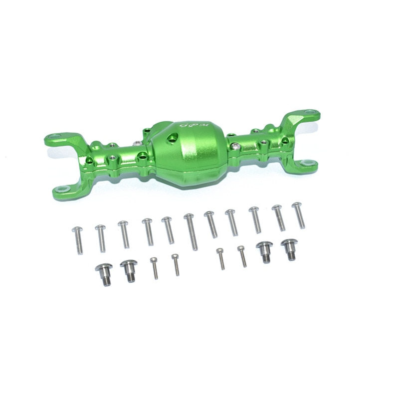 GPM For TAMIYA 1/10 4WD MERCEDES-BENZ G500 58675 Aluminum alloy front gearbox CC 2012B1+B2 enlarge