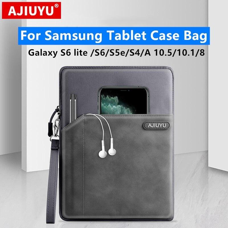 Funda para SamSung Galaxy Tab S6 Lite S6 S5e S7 S4 S3 S2 A7 Tab A 10,1 10,5 8,4 8, funda protectora para tableta