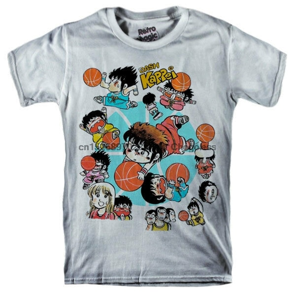 Camiseta gigi o topo dasshu kappei anna solomon manga 1980