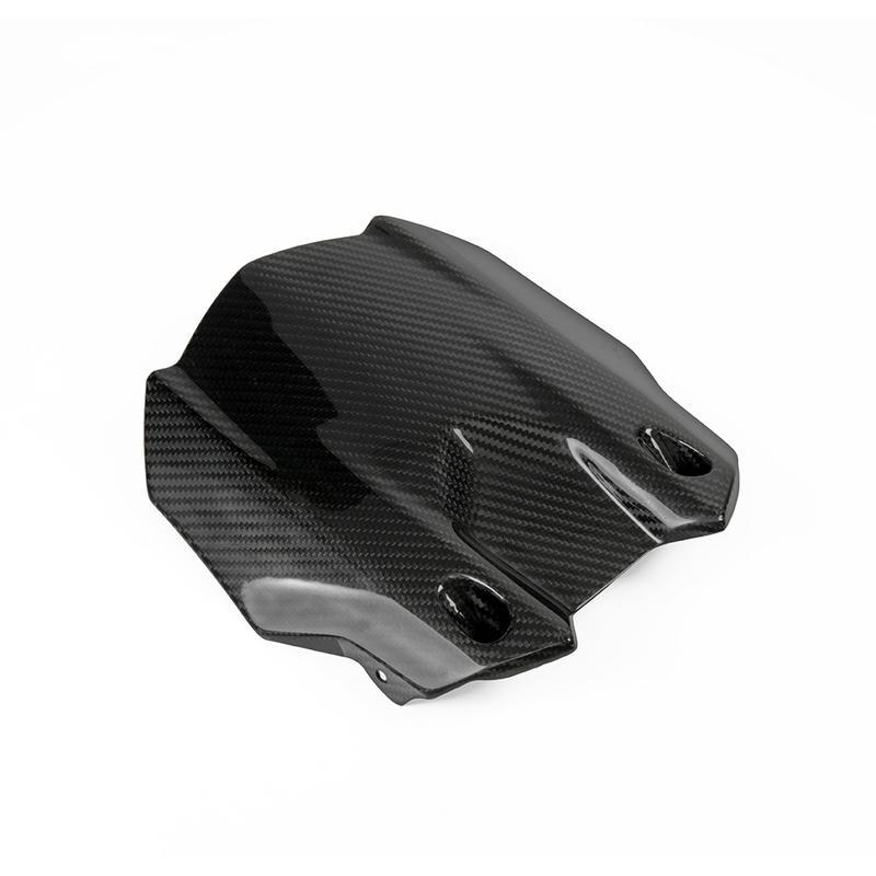 De sarga 100% de fibra de carbono trasero de la motocicleta recargable guardabarros para Yamaha R1 2015, 2016, 2017, 2018
