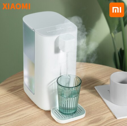 NEUE xiaomi MIJIA XINXIANG 3,0 L xiaomi Wasser Dispenser Tragbare wasser heizung Instant wärme wasser pumpe sicherheit material 4 modi