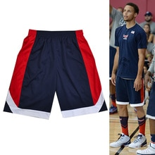 America Basket Short Sport Homme séchage rapide grande taille Short Sport Homme Basket Ballon Basket entrainement Short Baloncesto