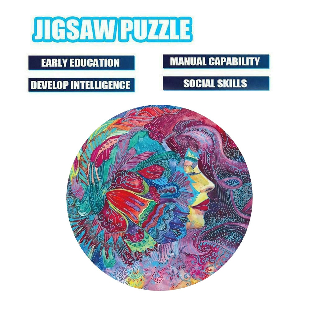 Quebra-cabeça crianças adulto educacional presente do feriado quebra-cabeça brinquedo 500pc papel paisagem casa diy montagem caseira jogo jigsaw jun15