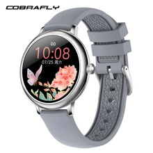 COBRAFLY CF80  Women's Smart Watch Luxurious Waterproof Smartwatch For Android Apple Christmas Gift