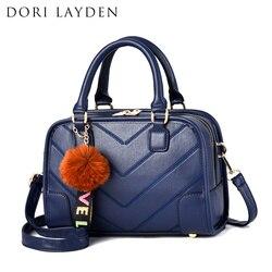 Dori layden alta qualidade bolsas femininas à moda geométrica bolsas de ombro grande capacidade tote lady mão bolso