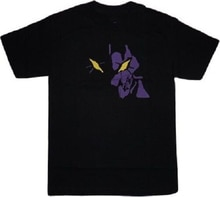 Legit – T-Shirt célèbre Eva Shinji Shogouki unité 01, Anime authentique #59173