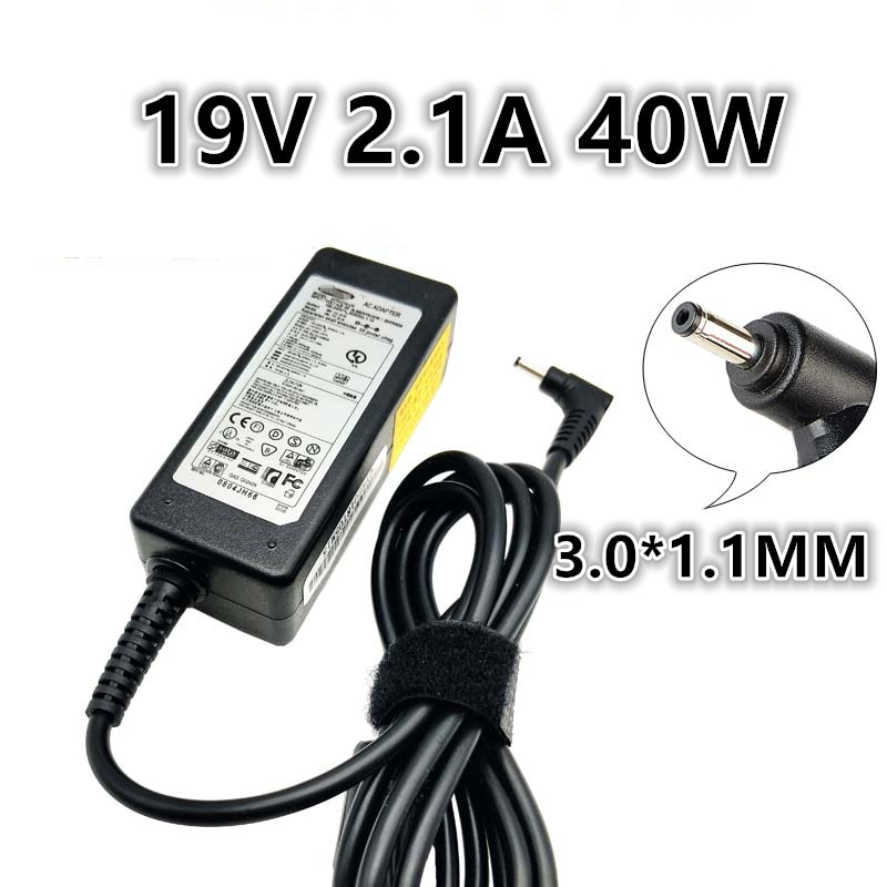 19V 2.1A 40W Universal Power Adapter Ladegerät Für Samsung 305U1A 740U3E 730U3E Notebook adapterM04 M05 M06