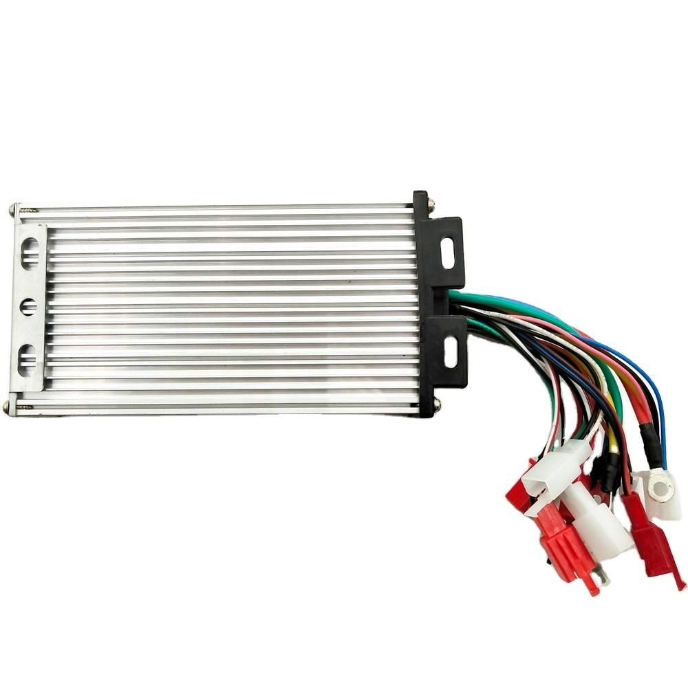 المحرك الكهربائي سرعة الكهربائية تحكم 48 فولت 24 فولت موتور تيار مباشر وحدة التحكم في السرعة سلسلة الإلكترونية المنشأ نوع الرطوبة التحكم