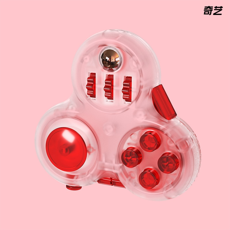 QiYi Fidget Toy Plus Learning Educational Toys for Children Office Anti Stress Round Shape Cubo Magico enlarge