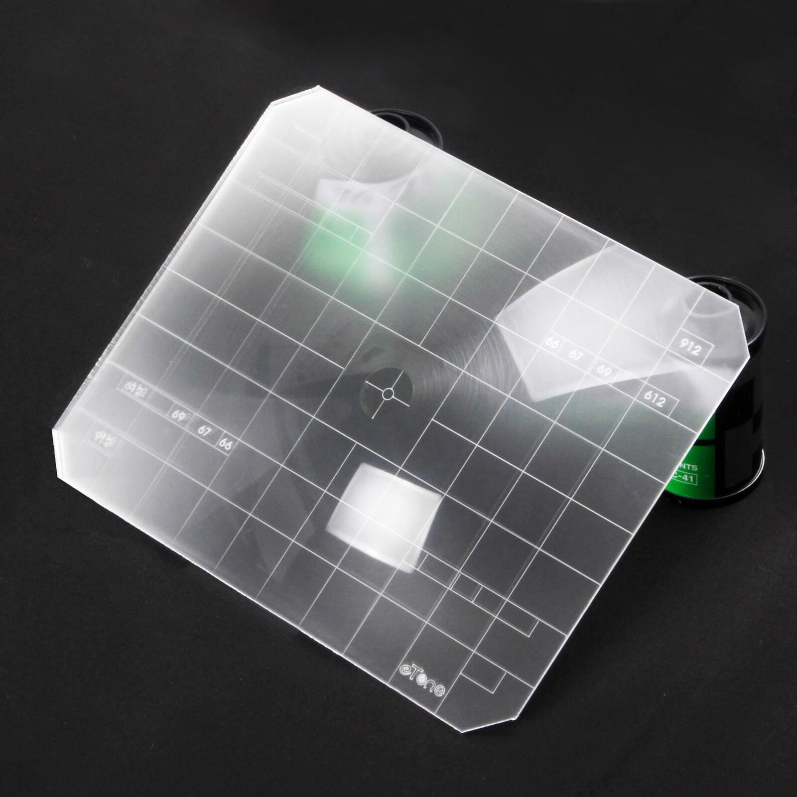 Супер яркий фокусирующий экран Френеля 2 в 1 4x5 из заземленного стекла для Toyo Wista, всадника, линхофа