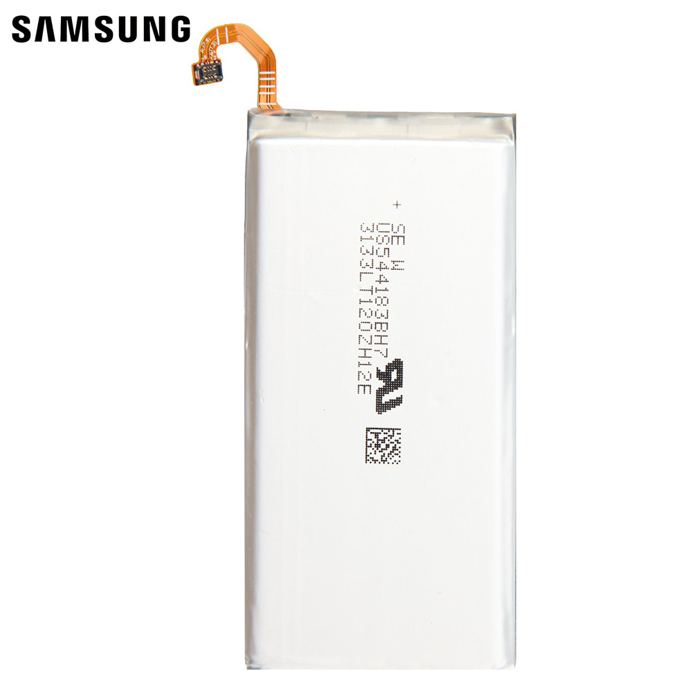 Original Replacement Battery EB-BA530ABE For Samsung Galaxy A8 2018 Version A530N SM-A530N EB-BA530ABA Authentic Battery 3000mAh enlarge