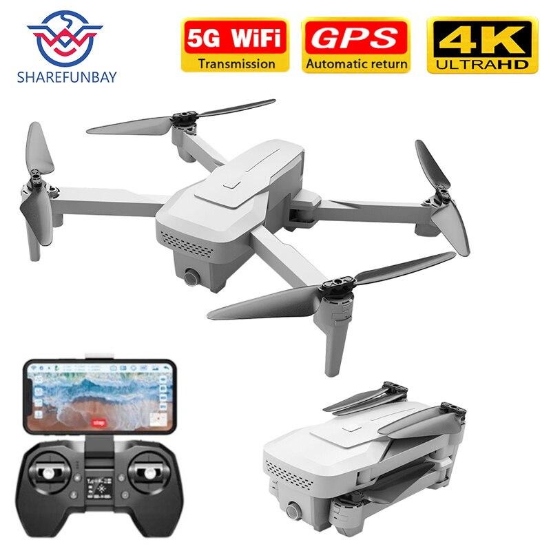 2020 nova xs818 zangão fpv hd 4k gps quadrocopter com câmera wifi dron dobrável zangão selfie rc quadcopter drones helicóptero para