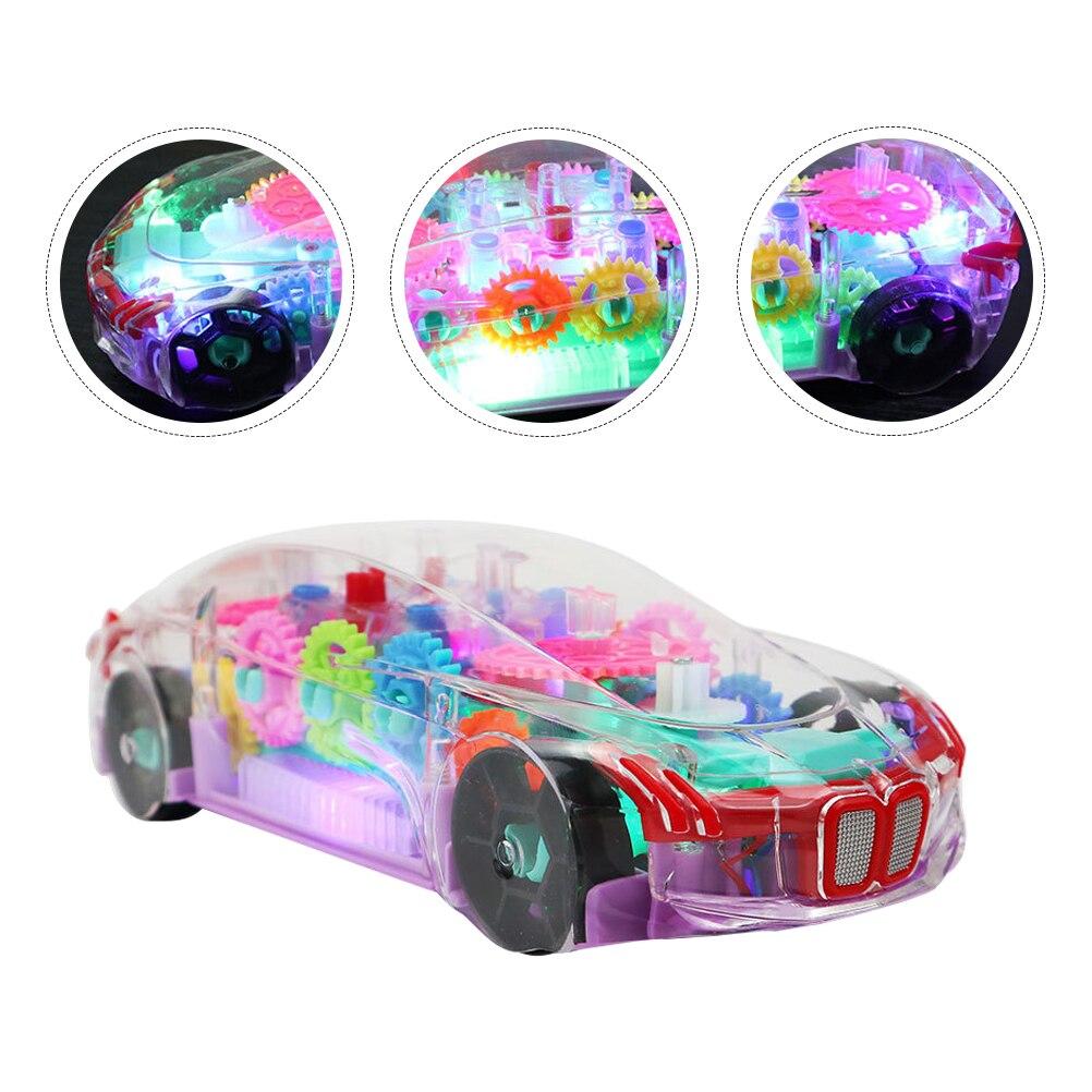 random color owl print coin can 1pc 1Pc Color Light Musical Car Children Electronic Car (Random Color)
