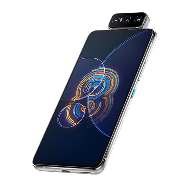 Original ASUS Zenfone 8 Flip Global Version Snapdragon 888 8GB RAM 128/256GB ROM 6.67'' 1080p 5000mAh Android OTA 5G Cellphone enlarge