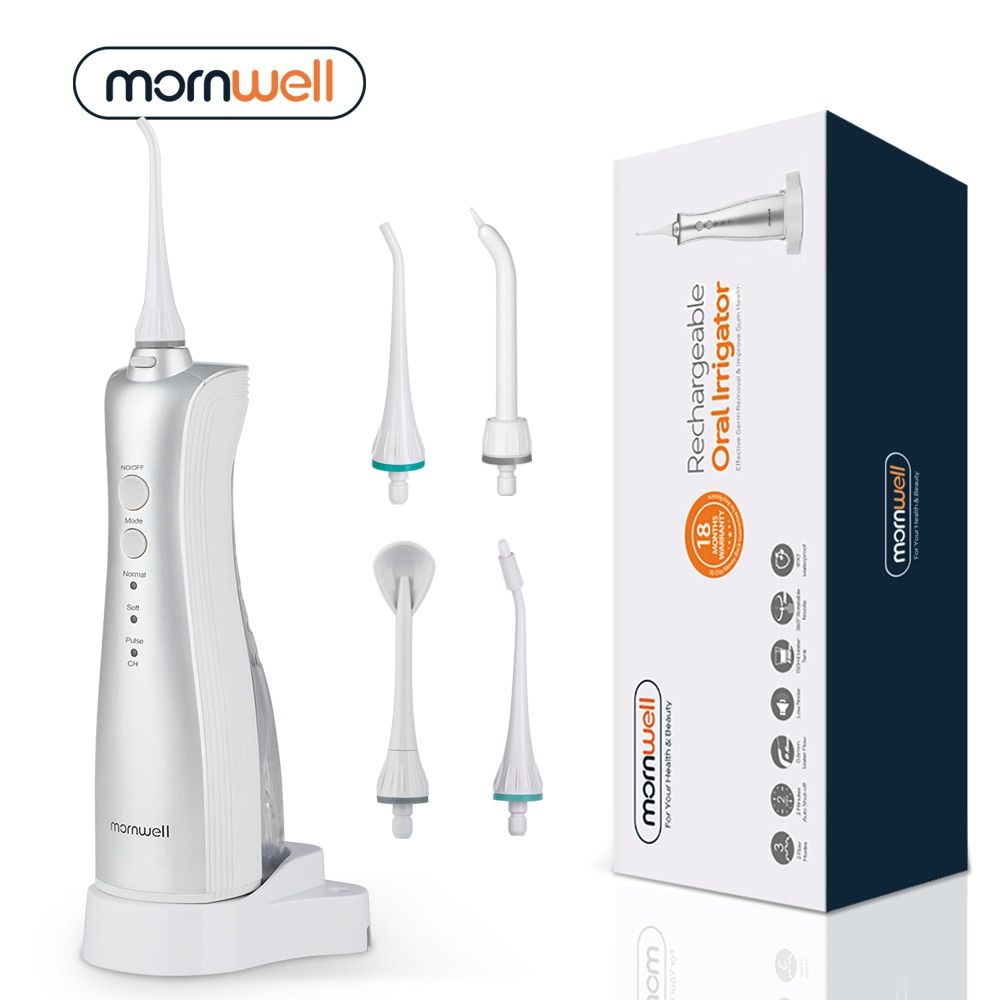 AliExpress - Portable Dental Water Flosser  Calculus Oral Irrigators With USB Inductive Rechargeable Water Jet Floss Waterproof Teeth Cleaner