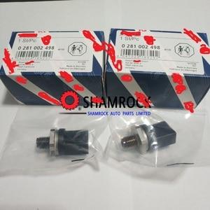 Fuel Rail Pressure Sensor Common Regulator OEM 0281002498/0041537528 for Mmercedes-Bbenz A-Class C-Class E-Class Sprinter Vito