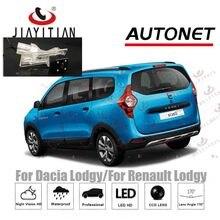JiaYiTian-caméra de Vision arrière   Pour Dacia Lodgy/pour Renault Lodgy 2012 ~ 2019 caméra plaque dimmatriculation/CCD/Vision nocturne/caméra de sauvegarde