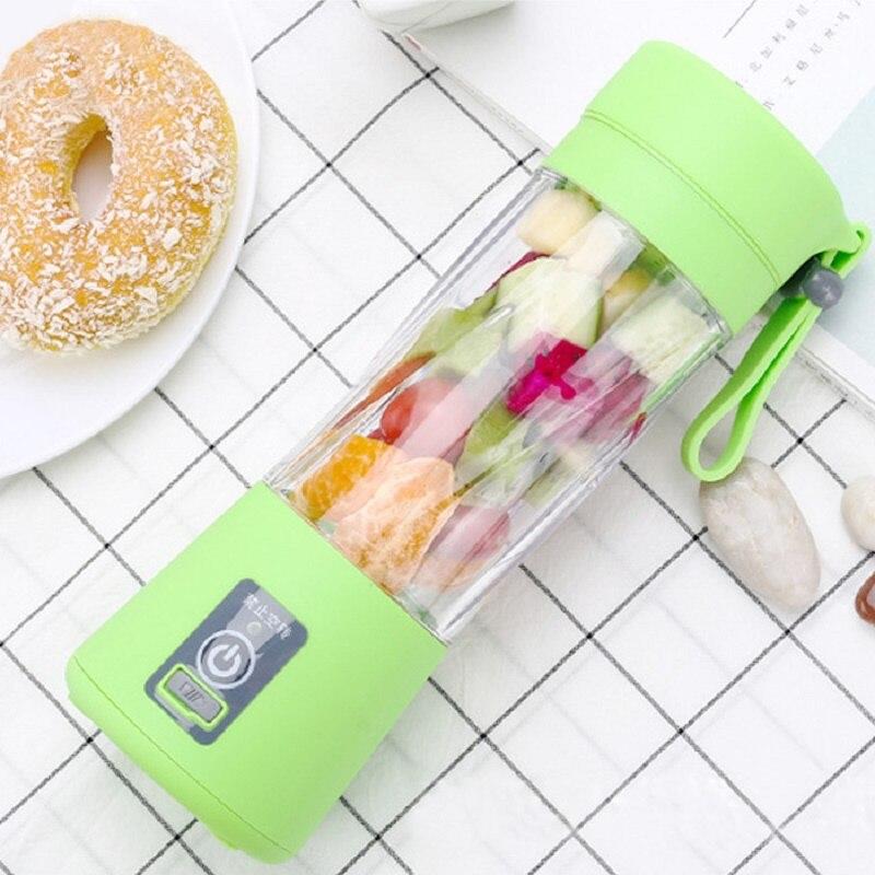 JOYLOVE Portable Juicer Electric USB Rechargeable Smoothie Blender Machine Mixer Maker Fast Blenders Food Processor enlarge