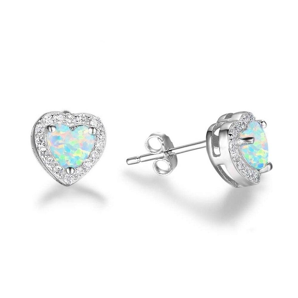 Brincos femininos modernos elegante coração cristal strass brincos para mulheres moda jóias presente