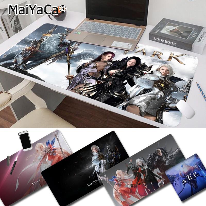 MaiYaCa в наличии, потерянный коврик для мыши в офисе, игровые коврики, резиновый коврик для мыши, компьютерный игровой коврик для мыши