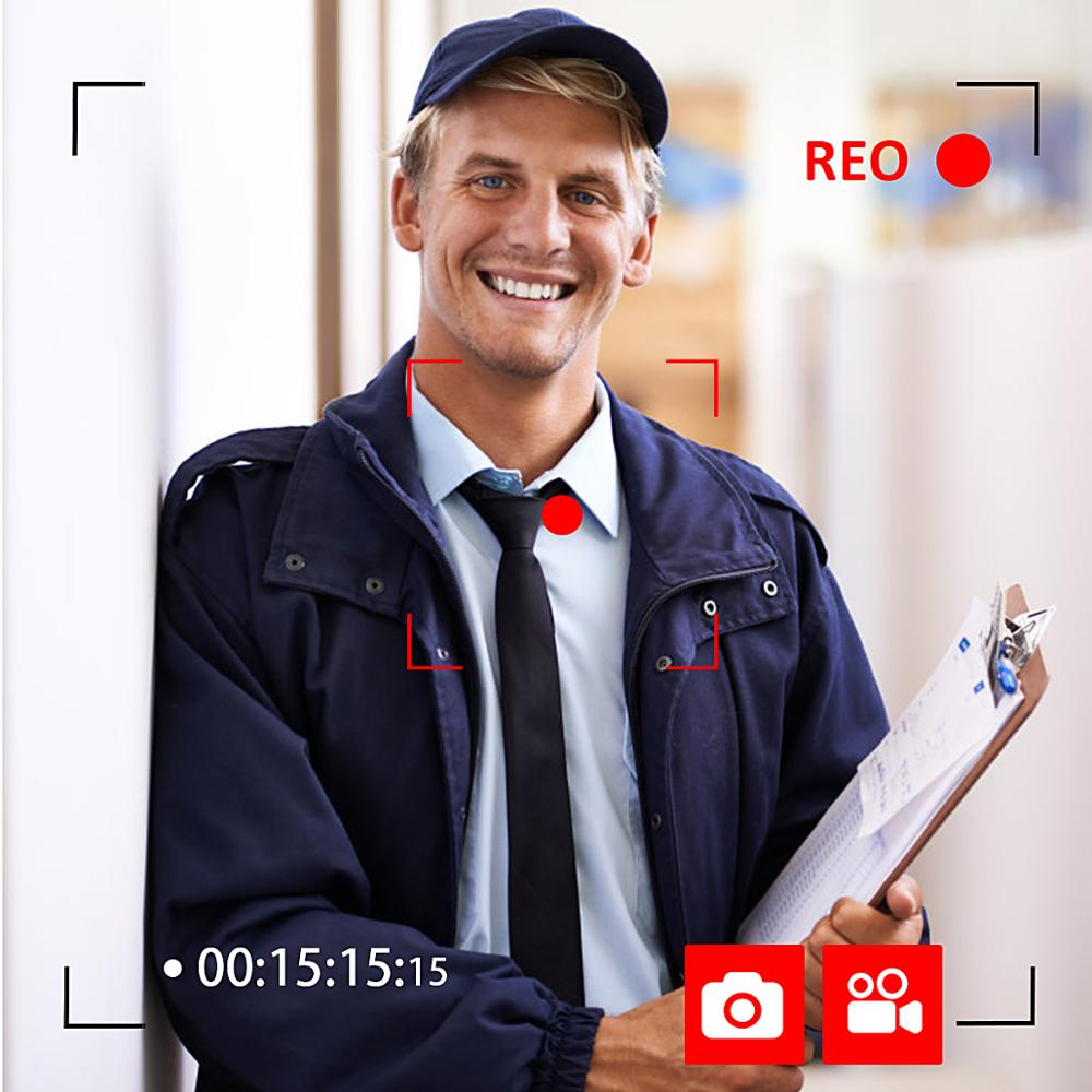 Tuya App Home Intercom System Wireless WiFi Smart IP Video Doorbell 1080P 7 Inch with 1x1080P Wired Door Phone Camera enlarge