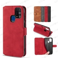 luxury card slot flip leather case for samsung galaxy m01 m02s m10s m11 m20 m21 m21s m30 m30s m31 s m40s m51 m60s m80s f41 cases