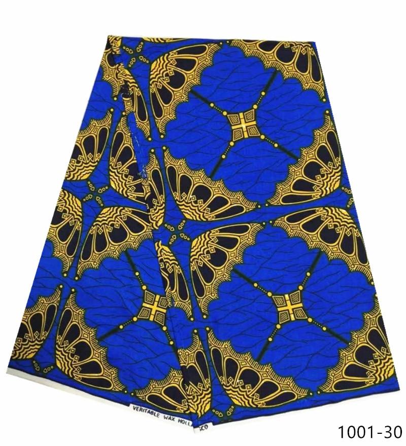 2020 die neuesten styles hohe qualität Ankara 100% polyester afrikanischen wachs druckt gewebe für die hochzeit freies verschiffen 6yards 1001