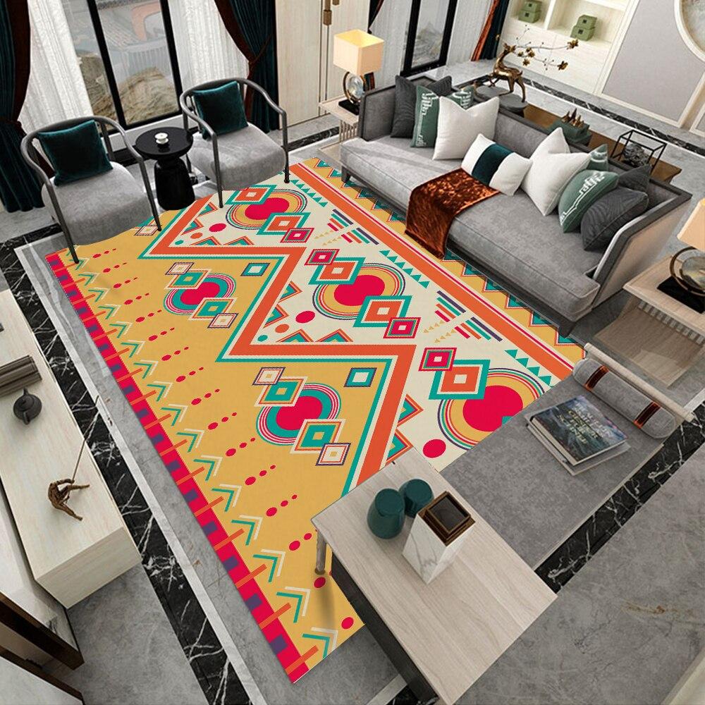 Silstar تكس البساط هندسية المشارب السجاد سجاد مطبخ لغرفة المعيشة غرفة نوم الكلاسيكية نمط الطابق حصيرة Tapete قاعة