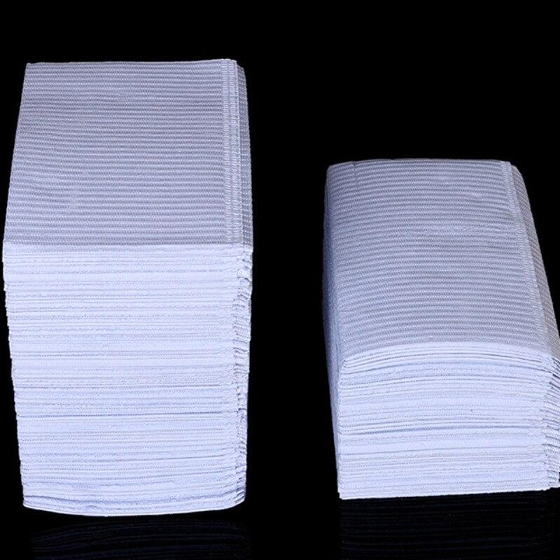 125 шт. впитывающие татуировки скатерти смываемая Татуировка полотенце Чистящая салфетка водонепроницаемый медицинский бумажный скатерти