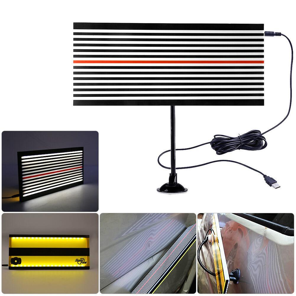 Pdr Led Line Board Light Dent Reflector Lamp Dent Repair Tools Dent for Auto Body Dent Remove Automobile Maintenance