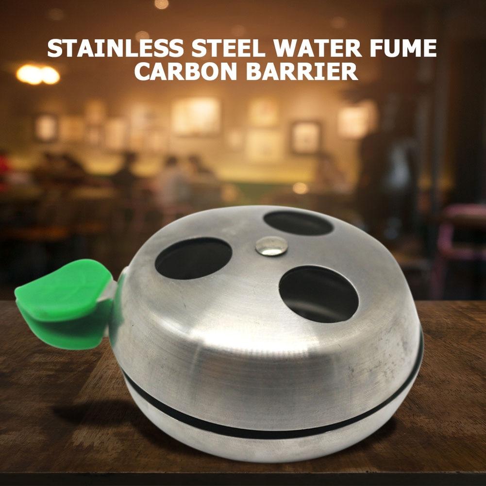 Hookah Shisha Charcoal Holder Provost Heat Management System Stainless Steel Shisha Bowl for Hookah