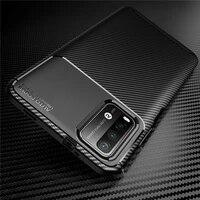 for redmi 9t case for redmi 9t note 9t mi 11 10i poco m3 x3 f2 pro cover shockproof silicone protective phone cover for redmi 9t