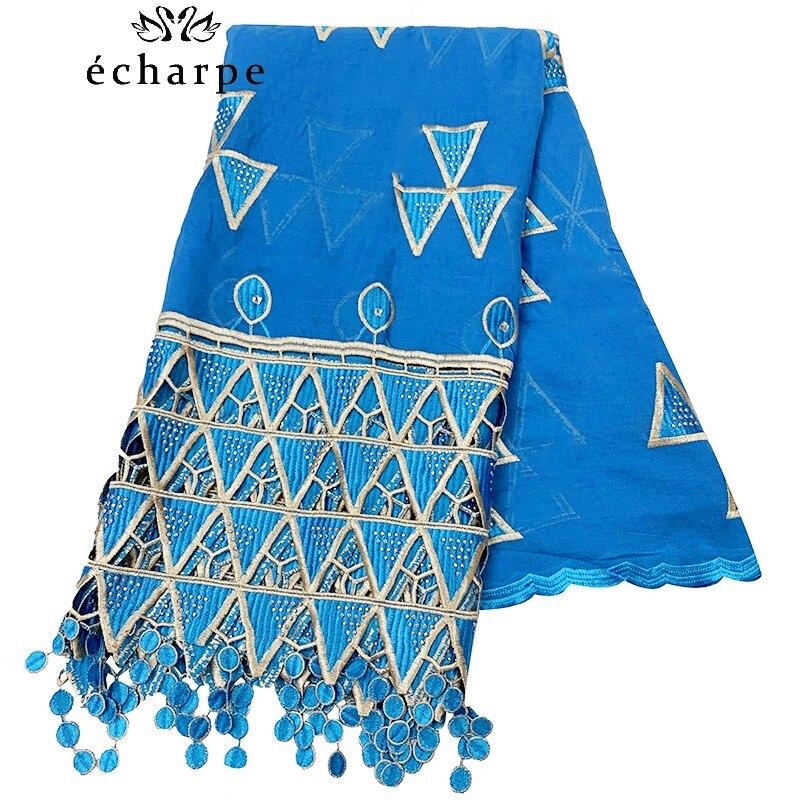 Высококачественный Африканский женский хлопковый шарф, Дубайский исламский хиджаб, вышитый шарф с кисточками, тяжелый хлопковый большой шарф TH15 Мусульманская одежда      АлиЭкспресс
