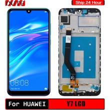 Original LCD for Huawei Y7 2019 DUB-LX3 DUB-L23 DUB-LX1 Display Touch Screen Panel For Huawei Y7 Pri