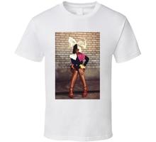 Hombres camiseta Sia Hot Girl foto piernas camiseta mujer camiseta