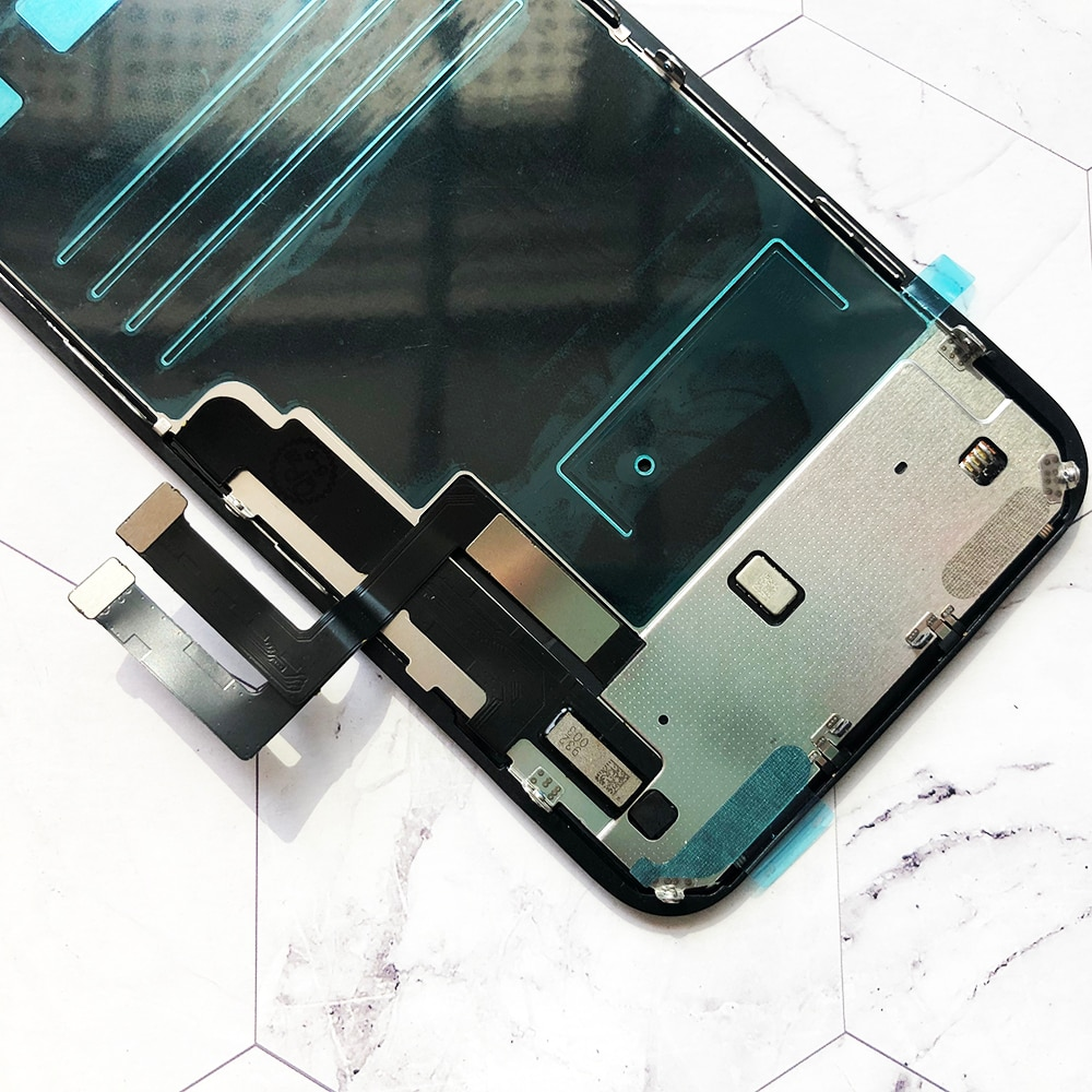 Grade AAA+++ For iPhone 11 LCD OEM Display With 3D Touch Screen Digitizer Assembly Replacement For iPhone11 LCD Retina enlarge