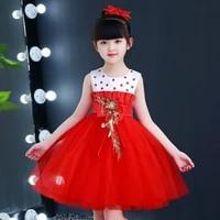 girls ballet dresses 2019 new summer childrens princess dress pettiskirt girls stage performance clothing