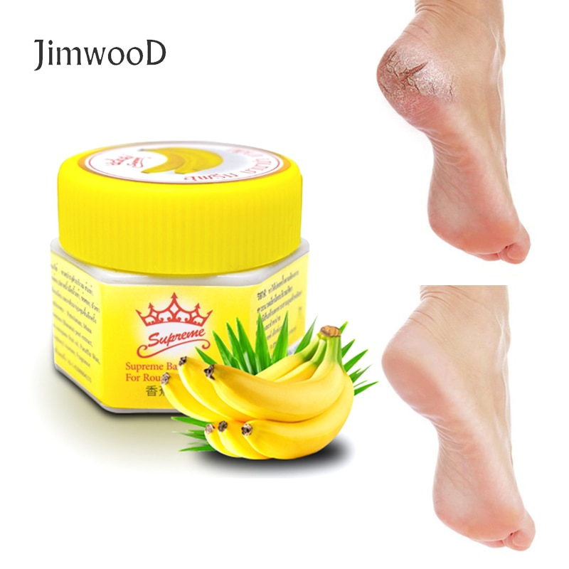1pc Chinese 20g Oil Anti-Drying Crack Foot Cream Heel Cracked Repair Cream Removal Dead Skin Hand Fe