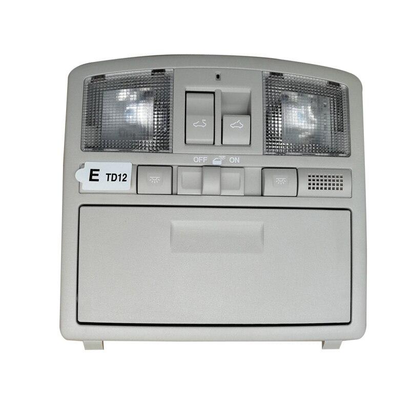 GS4A-69-970D-30 TD77-69-970D 75 generales consola luz techo compatible con el interruptor para Mazda 6 2009-2013 CX-9 2010-2015
