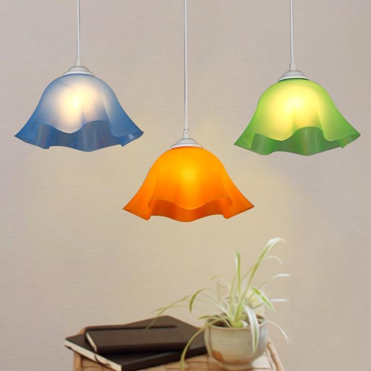 Luces colgantes nórdicas luminaria colgante madera dormitorio decoración del hogar E27 lámpara colgante luminaria colgante