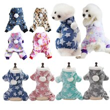 Vêtements pour chiens de compagnie chiens épais manteau veste vêtements pour chiens vêtements chauds pour chiot chiens Chihuahua produit pour animaux de compagnie #15