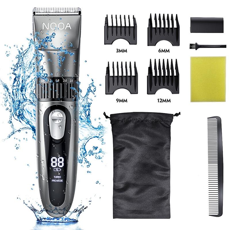 Professional Hair Clipper hair cutting machine trimmer for men hair cut Electric barber clipper beard trimmer mower a beard enlarge
