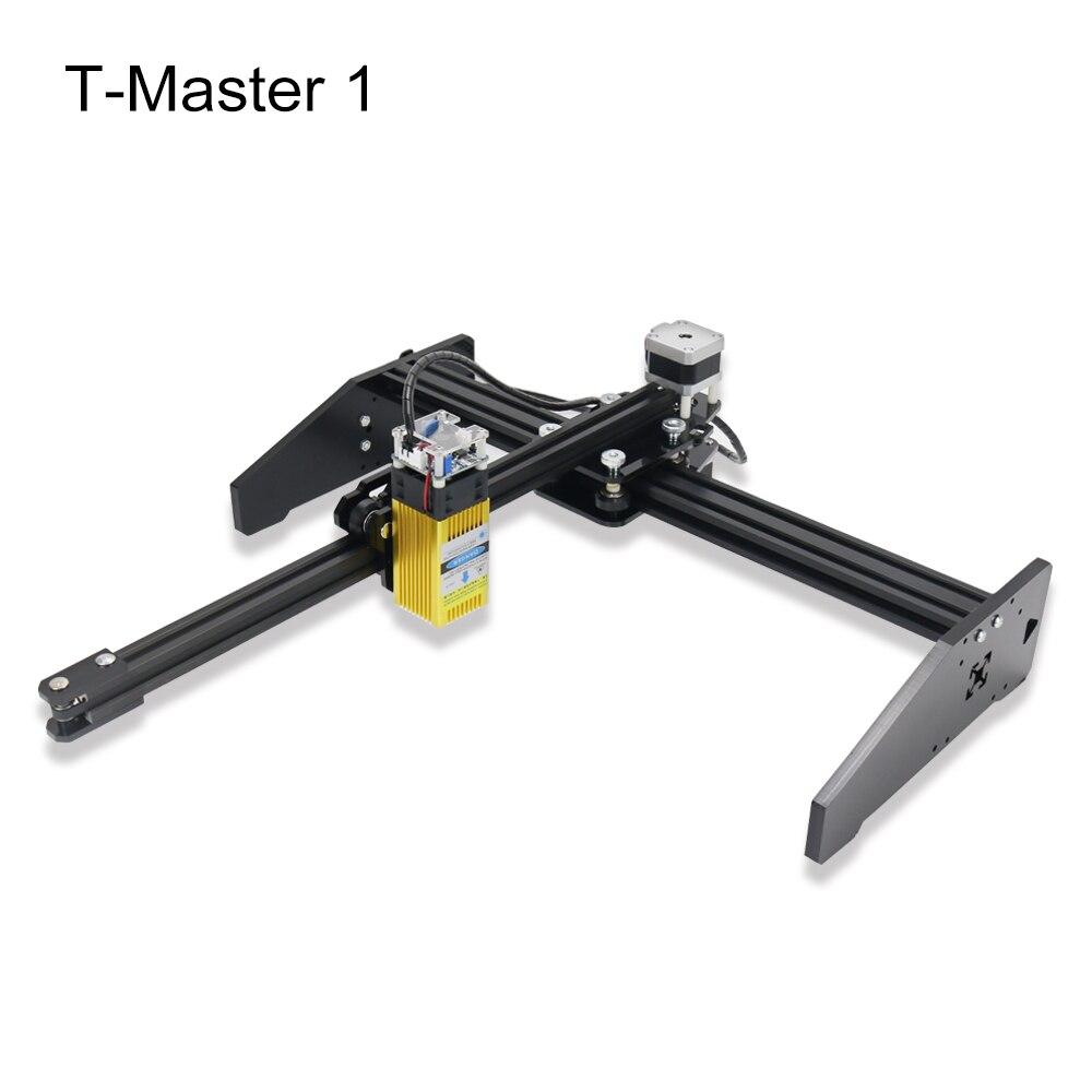 T-Master 1 40W-Pro آلة تقطيع بالليزر آلة تقطيع بالليزر لتقوم بها بنفسك أدوات ووكينغ الفولاذ المقاوم للصدأ النقش بسرعة عالية الدقة