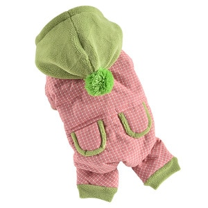High Quality Dog Clothes Winter Pet Clothing Jumpsuit Thicken Warm Dog Coat Outfit Puppy Costume Small Dog Jacket Dropshipping
