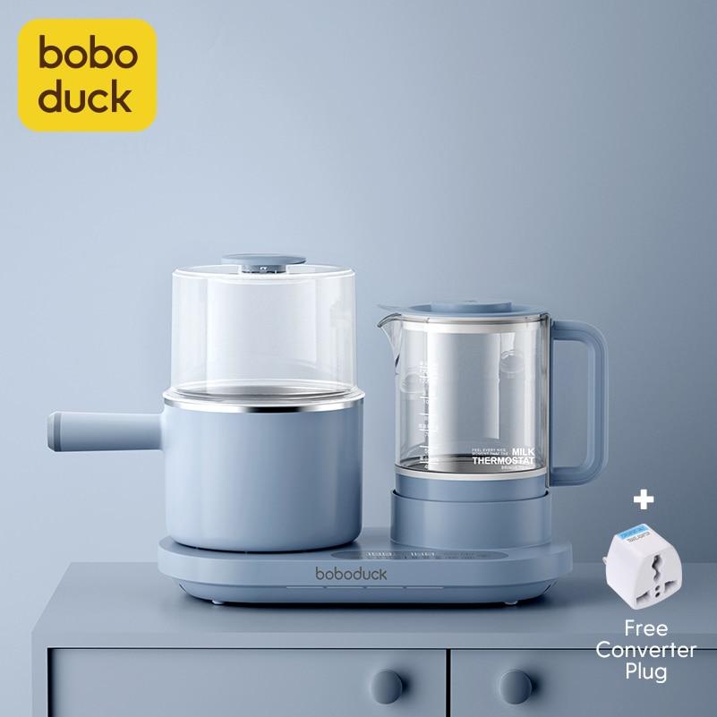 Baby Milk Warmer & Steam Bottle Sterilizer Electric Baby Food Heater Electric kettle milk Bottle warmer sterilizer bottle heater