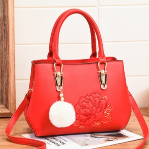 Lychee Pattern Women's Bag 2021 Autumn Winter Soft Leather Handbag Korean Leisure Trend One Shoulder Messenger Bag