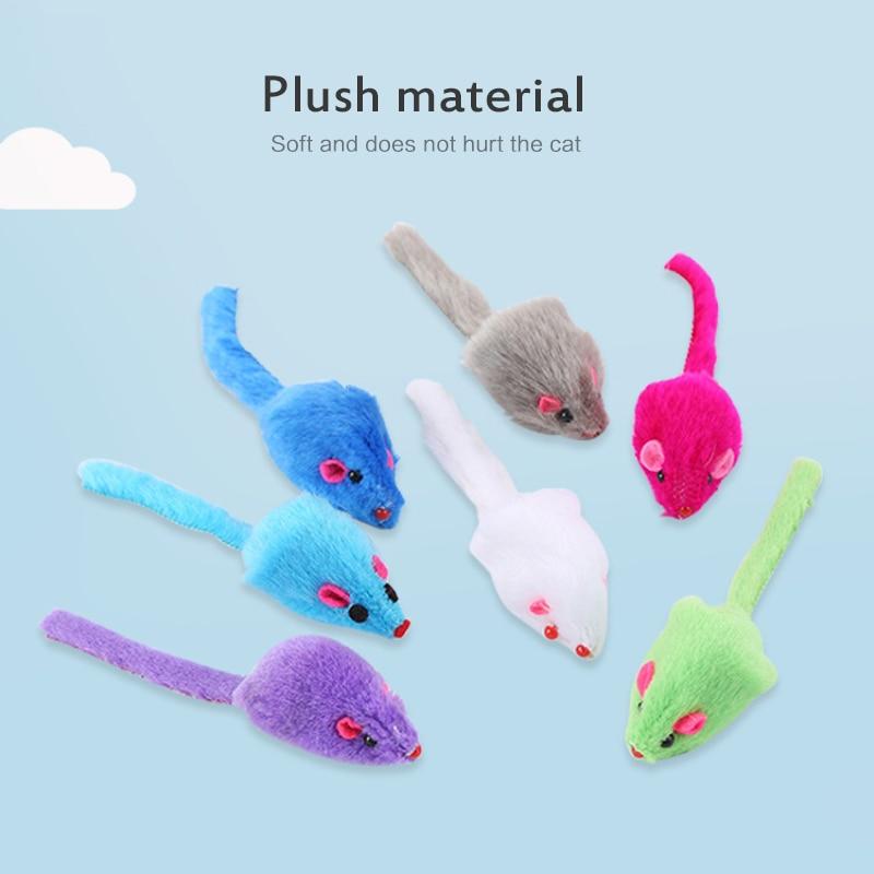 Juguetes para gatos y gatos postizos, juguetes interactivos con plumas de colores para gatos, bola mascota de juguete antiarañazos para gatos, resistente a los rasguños