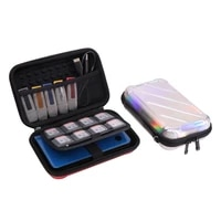 waterproof storage carrying usb flash sd card case bag for nintendo handheld console nintendo new 3ds xl 3ds xl new 3dsxlll